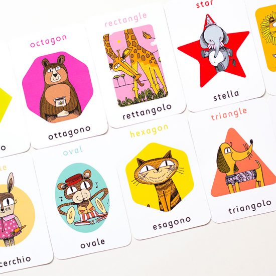 image about Printable Shapes Flash Cards named Printable Styles Flash Playing cards Lilollo